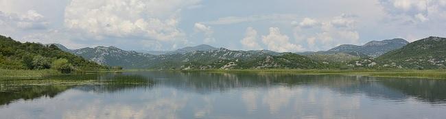 Jezioro Szkoderskie w Czarnogórze