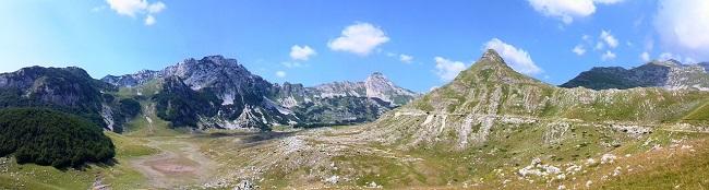 Cuda natury w Czarnogórze